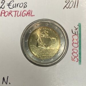 PORTUGAL - 2 Euro 2011 - Fernao Mendes Pinto