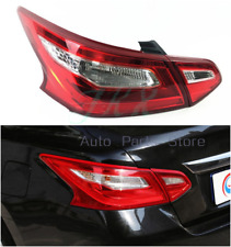 For Nissan Altima 2016-2018 Inner&outer Clear Stop Brake TailLight Housing RH k