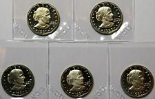 1980 S Proof Susan B. Anthony Dollar SBA **FREE SHIPPING**
