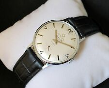 Vintage Darwil special flat Lord 71 Swiss man's watch in NOS condition
