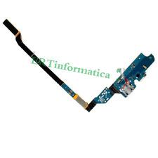 CONNETTORE FLAT DOCK RICARICA MICRO USB MICROFONO SAMSUNG GALAXY S4 I9505
