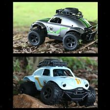 RC Car Rock Crawler 1/18 2.4G Beetle Remote Control Vehicles Kids Toys