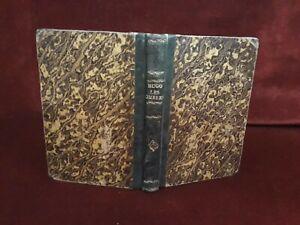 LES RAYONS ET LES OMBRES par VICTOR HUGO - BRUXELLES 1840