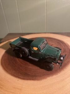 Vintage 1946 Dodge Power Wagon Matchbox Collectibles Models Of Yesteryear 1/43.