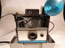 (2) VINTAGE POLAROID INSTANT CAMERAS - M60 AND 210 with flashes