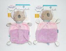 2 x Beauty Baby Müller Bär Teddybär Koala Koalabär Schmusetuch Schnuffeltuch NEU