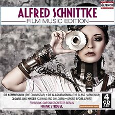 Schnittke / Berlin Radio Symphony Orchestra - Film Music Edition [New CD]