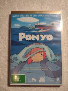 Ponyo ( DVD, 2008 ) Region 4