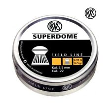 RWS Superdome .22 Air Rifle Pellets Air Gun Ammunition Tins of 500