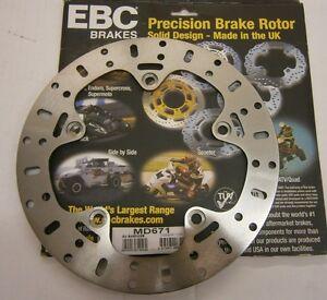 EBC/MD671 Brake Disc Rear for BMW R1200GS, F650GS, F700GS, F800GS, K1200/1300R/S