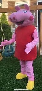 peppa pig adult costume
