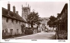 Martock # MTK.4 by Lilywhite. Church.