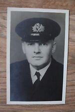 October 1939 Real Photographic Postcard - Royal Navy Man
