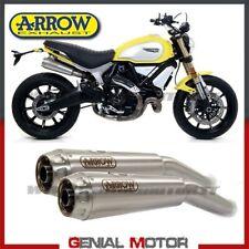 Exhausts Arrow Pro Race Steel Ducati Scrambler 1100 2019 19