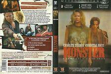 UNIQUEMENT LA JAQUETTE POUR DVD : MONSTER avec CHARLIZE THERON