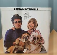 CAPTAIN & TENNILLE - Love Will Keep Us Together 1975 A & M Records Vinyl LP