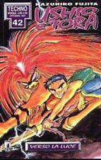 manga STAR COMICS USHIO E TORA numero 10