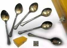 Melchior Fruit Fork Made in Russia Silver-Plating Мельхиор
