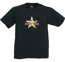 Fender Rock Star T-Shirt Mens L  NEW!