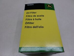 NEW OEM JOHN DEERE ENGINE OIL FILTER PART# RE539279