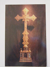 Postcard The Metamora Cross & Shrine Indiana Suitable For Framing