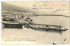 CPA Corse Bastia les deux Ports