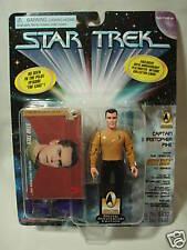 Playmates Star Trek Captain Christopher Pike