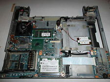 Used mainboard 512mb toshiba Tecra m2 works *broken Power Jack Plastic 82801