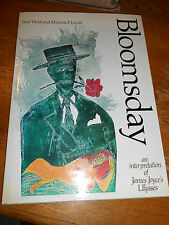 """Bloomsday James Joyce "" Saul Field & Morton Levitt. Firmado, # Copia Con"