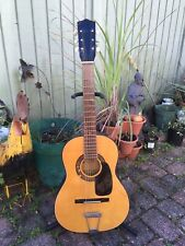 Vintage Kay G-101 Steel String Acoustic 3/4 Parlor Guitar - Good Condition