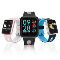 Smartwatch P68 Puls Uhr IP68 Wasserdicht IPS Sport Fitness Smartband Tracker iOS