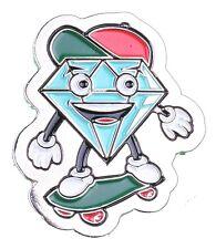 Diamond Supply Co. Metal Lil' Cutty Skateboarding Lapel Pin New