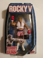 Jakks Pacific Rocky 5 Tommy The Machine Gunn Fight Gear