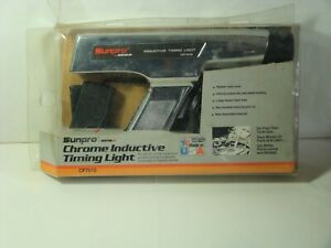SUNPRO Actron III CP7515 Inductive Timing Light Gun with Leads