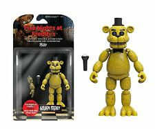 Funko Action Figure: Five Nights at Freddy's - Golden Freddy