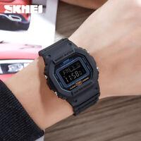 SKMEI Multifunctional Digital Sport Watch Men Women Count Down Wristwatch 1628