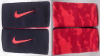 Nike Doublewide Wristbands Tennis Rafael Nadal Black/Ember Glow/Hot Lava