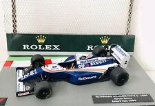 F1 Car Collection-Ayrton Senna ROTHMANS Williams Renault FW15C Estoril Test 1994