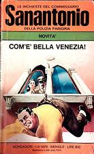 COM'E' BELLA VENEZIA!. LE INCHIESTE DELL COMMISSARI SANANTONIO A CURA DI RIZZONI
