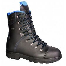 Haix Blue Mountain Chainsaw Boots