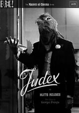 JUDEX / NUITS ROUGES  - DVD - REGION 2 UK