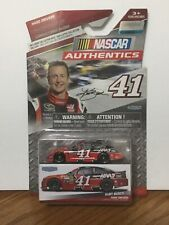 Kurt Busch #41 Die Cast Car 1:64 NASCAR Authentics HAAS Hard Drivers