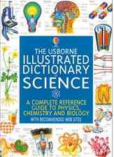 The Usbourne Illustrated Dictionary Of Science