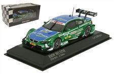 "Minichamps Bmw M3 Dtm (E92) « BMW equipo RBM ""Dtm 2013-una Farfus 1/43 Escala"