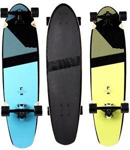 Longboard  Ram Blacker Infinity blau oder Grün  Skateboard  Neu