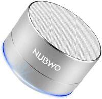Enceinte Bluetooth Mini sans Fil avec des Basses Enforcées Portable de Voyage