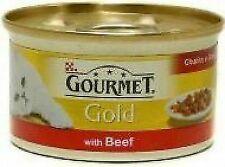 Gourmet Gold Beef in Gravy 12x 85g