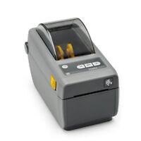 Zebra Zd410 Thermal Label Printer ZD41022D01M00EZ USB Bluetooth Serial