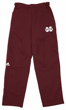 Adidas NCAA Men's Mississippi State Bulldogs Team Logo Climalite Woven Pant