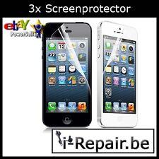 3x iPhone 5 - iPhone 5c  - iPhone 5s Screenprotector - Schermbeschermer